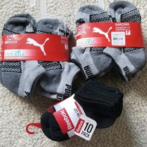 22 New Toddler Socks